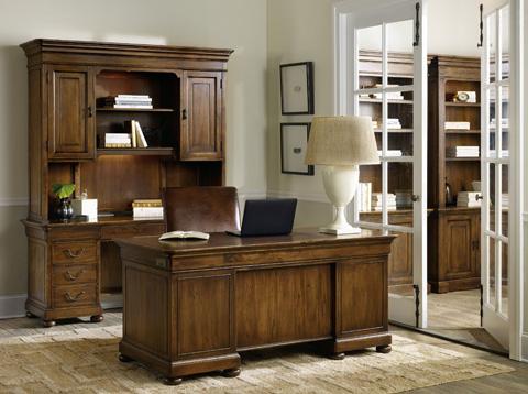 Hooker Furniture - Archivist Computer Credenza - 5447-10464