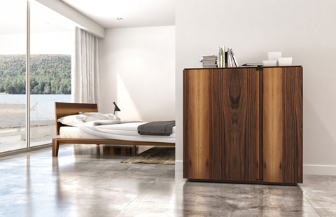 Huppe - 6 Drawer Dresser - 008035