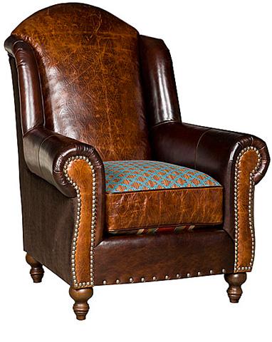 King Hickory - Gunnison Chair - 0341-LF