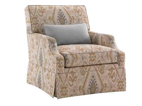 Lexington Home Brands - Courtney Swivel Chair - 7108-11SW