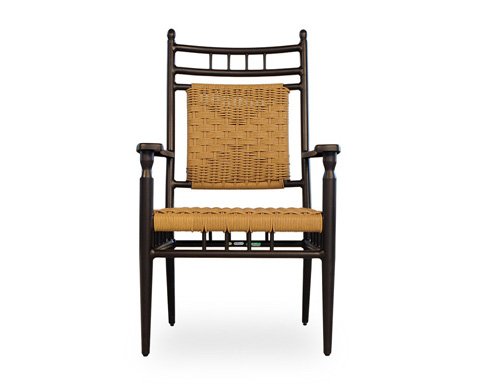 Lloyd Flanders - Low Country Dining Arm Chair - 77001