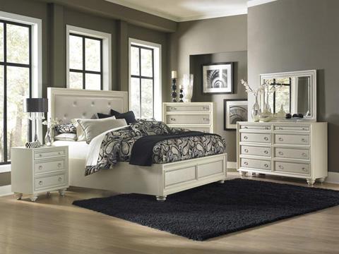 Magnussen Home - Queen Island Bed - B2344-50