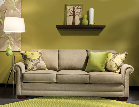 Marshfield Furniture - Sofa - 9000-03