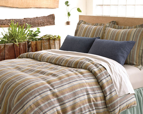 Pine Cone Hill, Inc. - Classic Hemstitch Platinum Sheet Set - King - SCLHPLSK