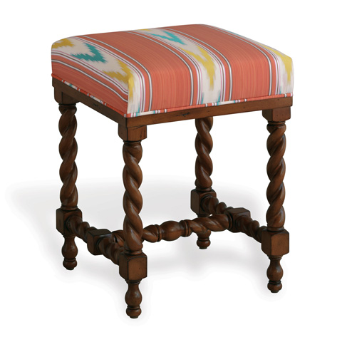 Port 68 - Henry Bench in Chestnut Finish - AFBS-090-01