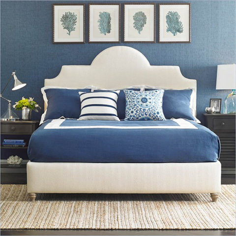 Stanley - Coastal Living - Breach Inlet Queen Bed - 411-A3-52