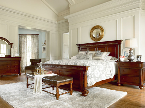 Thomasville Furniture - Twelve Drawer Triple Dresser - 43411-135