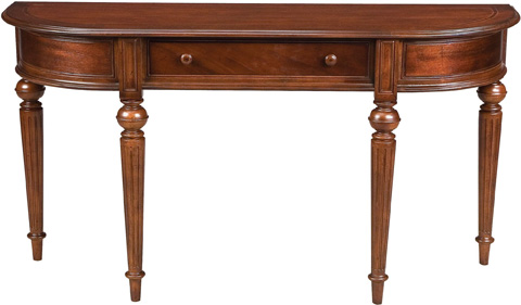 Thomasville Furniture - Demilune Sofa Table - 43431-715
