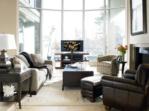 Thomasville Furniture - Rectangular End Table - 45531-210