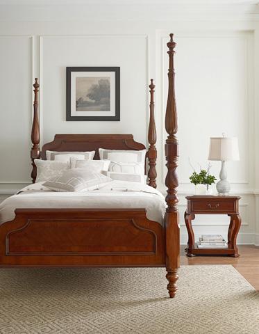 Thomasville Furniture - King Poster Bed - 46811-476