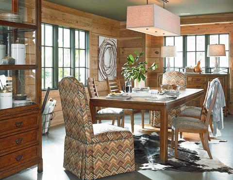 Thomasville Furniture - Slat Back Side Chair - 82821-821