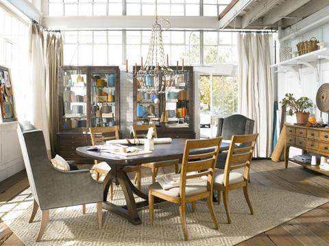 Thomasville Furniture - Visualite Display Cabinet - 46422-425