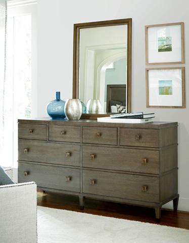 Universal Furniture - The Playlist Eight Drawer Dresser - 507040