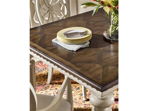 Universal Furniture - Sojourn Sojourn Gathering Dining Table - 543A653