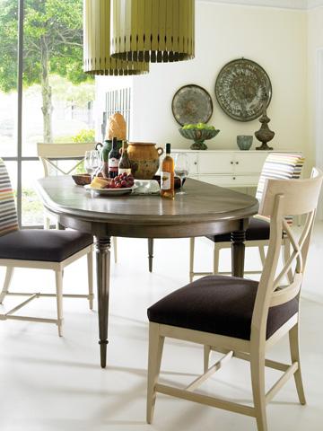 Vanguard Furniture - Jordan Side Chair - V776S