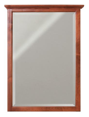 Whittier Wood Furniture - McKenzie Beveled Mirror - 1500GAC