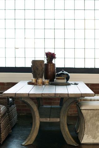 Bernhardt - Margot Dining Table - 358-233