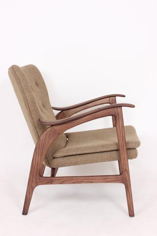 Control Brand - Franz Chair - FEC4339ABRN