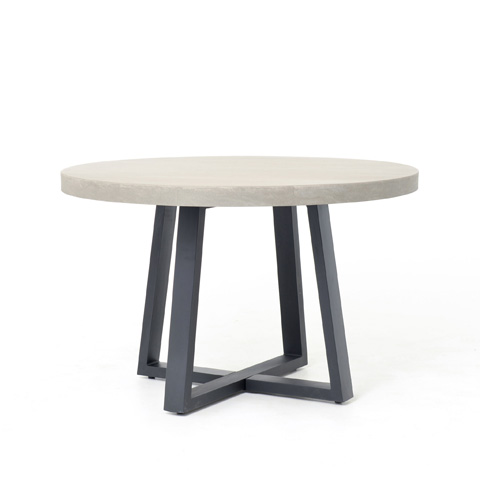 Four Hands - Cyrus Round Dining Table - VCNS-F006A