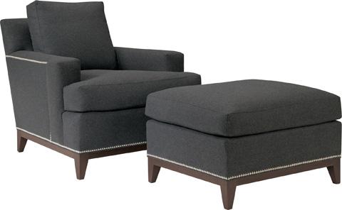 Hickory Chair - 9th Street Sofa - 122-88