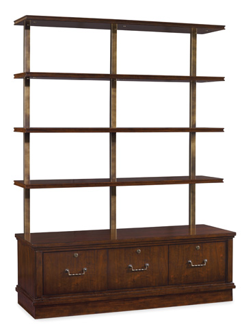 Hooker Furniture - Palisade Bookcase - 5183-10446