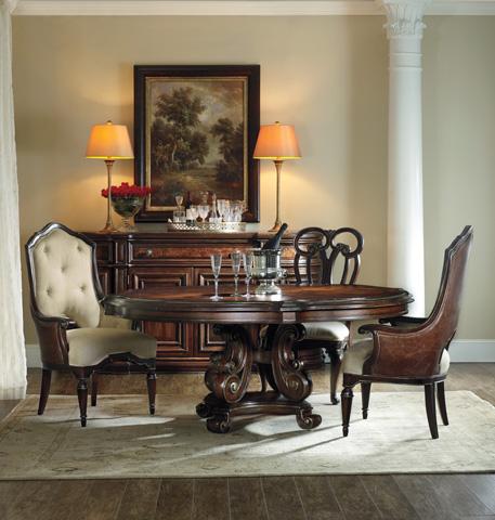 Hooker Furniture - Grand Palais Four Door Buffet - 5272-75900