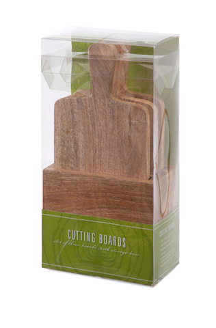 IMAX Worldwide Home - Luca Cutting Boards with Gift Box - 71775