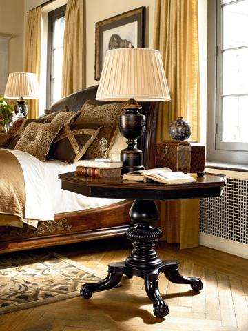 Thomasville Furniture - Aberdare Sleigh Bed - 46211-596