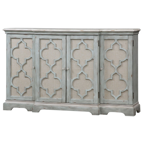 Uttermost Company - Sophie Four Door Cabinet - 24520