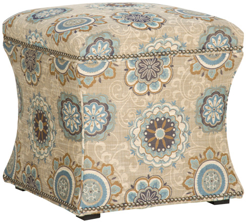 Vanguard Furniture - Ellis Ottoman - V276-O