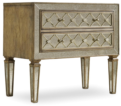Hooker Furniture - Sanctuary Avalon Two Drawer Bachelors Chest - 5414-90017