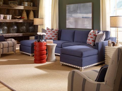 Vanguard Furniture - Luxor Spot Table - P250E