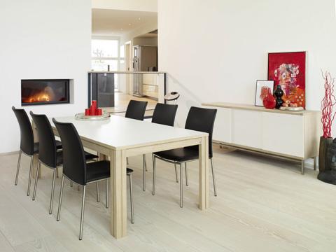 Skovby - Extendable Dining Table - SM 24