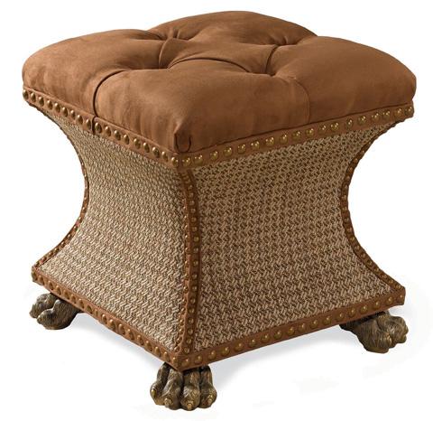 Thomasville Furniture - Bijou Ottoman - 1156-16