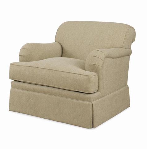 Century Furniture - Cornerstone Chair - LTD7600-6