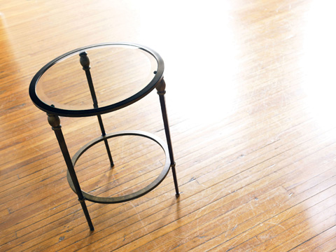 Thomasville Furniture - Round Metal Accent Table - 82091-451