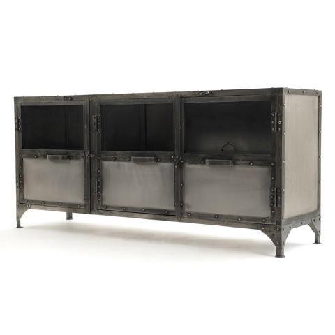 Four Hands - Element Media Console - IELE-PTV-NKLANT