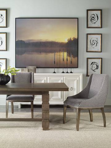 Vanguard Furniture - Ithaca Dining Arm Chair - 9706A