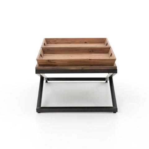 Four Hands - Jax Coffee Table - CIRD-70E1-E2