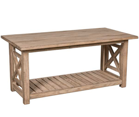 Abner Henry - Rockland Coffee Table - AH6003