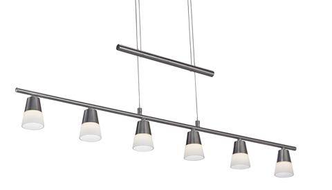 Adesso Inc., - Adesso Aerial Six Light LED Pendant - 3091-22