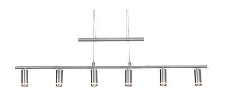 Adesso Inc., - Adesso Eos Six Light LED Pendant - 3095-22