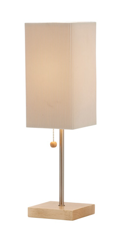 Adesso Inc., - Adesso Angelina One Light Table Lamp in Natural - 3327-12