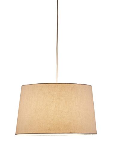 Adesso Inc., - Adesso Harvest One Light Tapered Drum Pendant - 4002-12