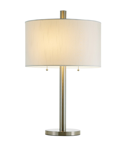 Adesso Inc., - Adesso Boulevard Two Light Table Lamp - 4066-22