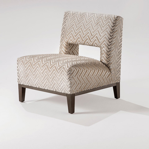 Adriana Hoyos - Cafe Upholstered Chair - CF10-420