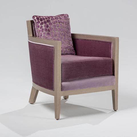 Adriana Hoyos - Miranda Upholstered Chair - GT10-200