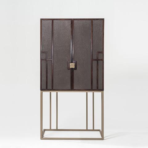 Adriana Hoyos - Bolero Bar Cabinet - BR24-100