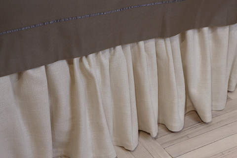 Ann Gish - Basketweave Gathered Skirt - GSBAK
