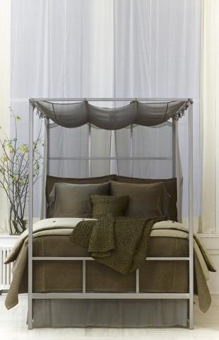 Ann Gish - Ombre Chiffon Pillow - PCOM2020